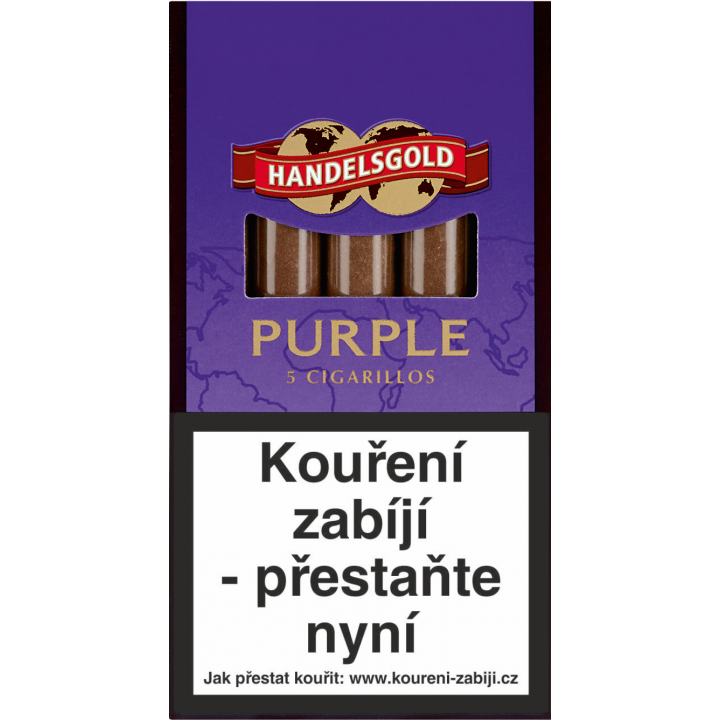 Handelsgold Purple 5ks
